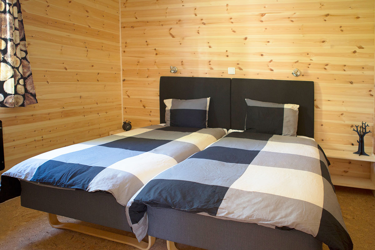 sovrum stuga hamgården