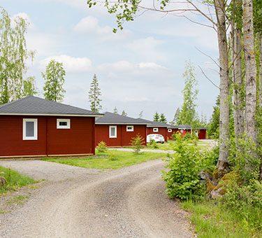 road at Hamgården