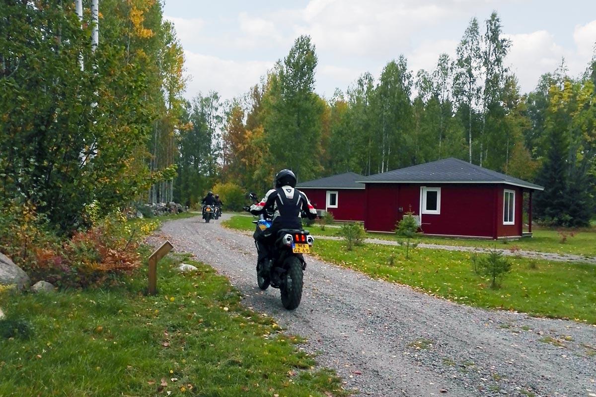 Motortour visit Hamgården