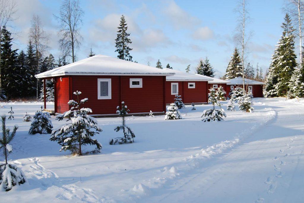Lovely wintersemester Hamgården